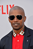 "LOS ANGELES, USA. June 04, 2019: Jamie Foxx at the premiere for ""The Black Godfather"" at Paramount Theatre.<br /> Picture: Paul Smith/Featureflash"