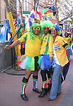 Fussball WM2010 Vorrunde: Suedafrika - Mexiko