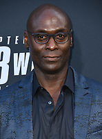 "15 May 2019 - Hollywood, California - Lance Reddick. ""John Wick: Chapter 3 - Parabellum"" Special Screening Los Angeles held at the TCL Chinese Theatre. Photo Credit: Birdie Thompson/AdMedia"