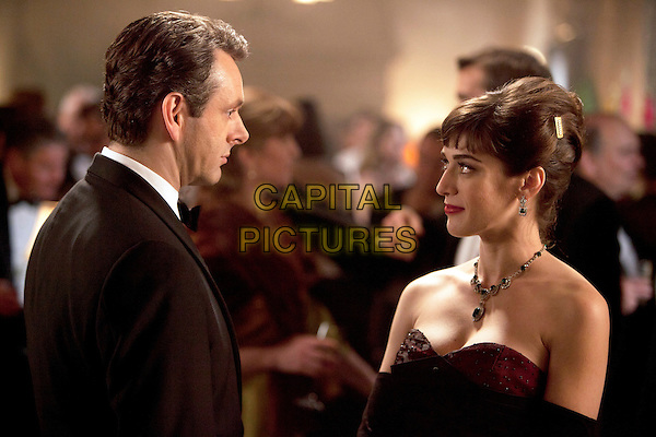 Michael Sheen, Lizzy Caplan<br /> in Masters of Sex (Season 1)<br /> *Filmstill - Editorial Use Only*<br /> CAP/FB<br /> Image supplied by Capital Pictures