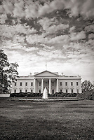 White House Washington DC<br /> Washington DC Stock Photography