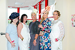 Enjoying  Ladies Day at Listowel Summer Race meeting on Sunday were Jennifer Kissane, Frances Harty, Olivia Wall, Linda O'Brien, Lisa Martin