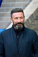 24th November 2019; McDairmid Park, Perth, Perth and Kinross, Scotland; Scottish Premiership Football, St Johnstone versus Aberdeen; Aberdeen manager Derek McInnes  - Editorial Use