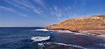 Coastline and rock formations near Kilbarri. Western Australia. Australia.