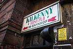 Spirituality from the Sadhguru, and a sign for Kilkenny Irish Pub, Berlin