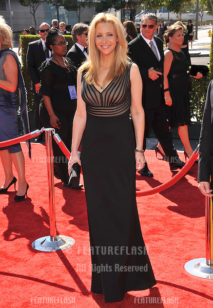 Lisa Kudrow at the 2012 Primetime Creative Emmy Awards at the Nokia Theatre, LA Live..September 15, 2012  Los Angeles, CA.Picture: Paul Smith / Featureflash
