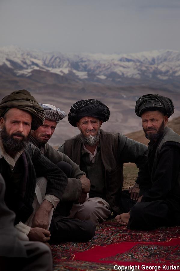 Villagers of Pest e Kalan, Badakshan