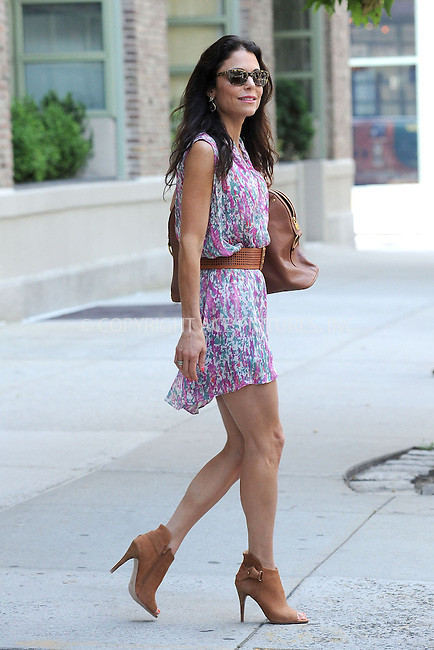 WWW.ACEPIXS.COM<br /> July 8, 2013...New York City <br /> <br /> Bethenny Frankel walking in TriBeCa on July 8, 2013 in New York City.<br /> <br /> Please byline: Kristin Callahan... ACE<br /> Ace Pictures, Inc: ..tel: (212) 243 8787 or (646) 769 0430..e-mail: info@acepixs.com..web: http://www.acepixs.com