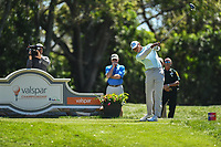 Tiger Woods during the 2nd round of the Valspar Championship,Innisbrook Resort and Golf Club (Copperhead), Palm Harbor, Florida, USA. 3/9/18<br /> Picture: Golffile | Dalton Hamm<br /> <br /> <br /> All photo usage must carry mandatory copyright credit (&copy; Golffile | Dalton Hamm)