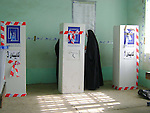 KIFRI, IRAQ: Women vote in Kifri...On March 7th, 2010, Iraq held nationwide parliamentary elections.
