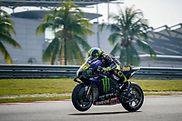 Valentino Rossi <br /> 10/02/2020 Sepang Test Moto Gp 2020 <br /> Yamaha Monster Energy 2020 YZR-M1 <br /> Photo Yamaha Motor Racing Srl / Insidefoto <br /> EDITORIAL USE ONLY