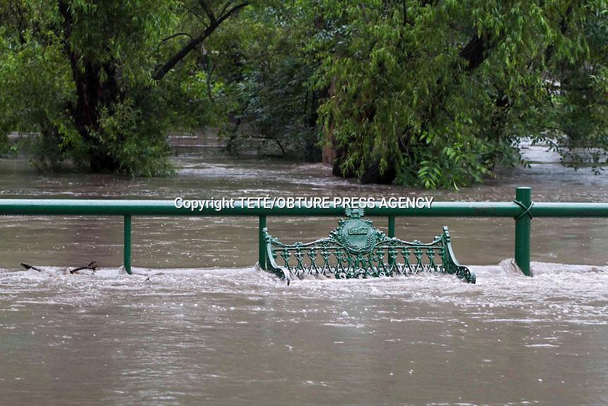 Circuito Queretaro San Juan Del Rio : Crece rio san juan en unas horas obture press agency