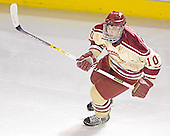 Ryan Helgason - The Ferris State Bulldogs defeated the University of Denver Pioneers 3-2 in the Denver Cup consolation game on Saturday, December 31, 2005, at Magness Arena in Denver, Colorado.