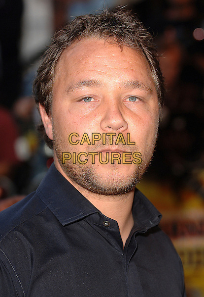 "STEPHEN GRAHAM .Attending the World Charity Premiere of ""In The Hands Of The Gods"", Odeon West End, London, England..September 10th, 2007.headshot portrait stubble facial hair .CAP/ BEL.©Tom Belcher/Capital Pictures."