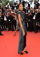 Naomi Campbell at the gala screening for &quot;BLACKKKLANSMAN&quot; at the 71st Festival de Cannes, Cannes, France 14 May 2018<br /> Picture: Paul Smith/Featureflash/SilverHub 0208 004 5359 sales@silverhubmedia.com