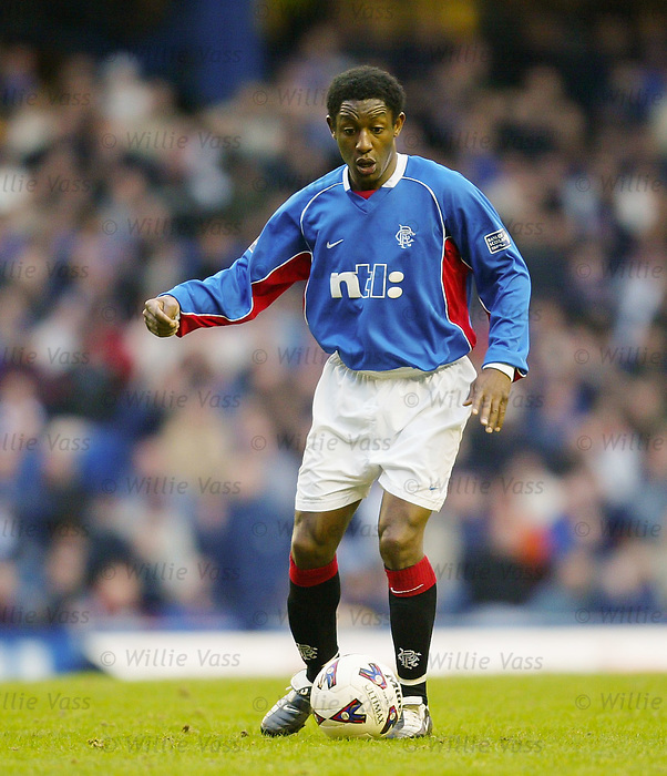 Russel Latapy, Rangers