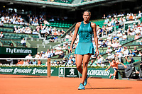 Madison Keys of USA during Day 12 of the French Open 2018 at Roland Garros on June 7, 2018 in Paris, France. (Photo by Baptiste Fernandez/Icon Sport)