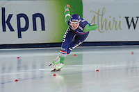 SPEED SKATING: STAVANGER: Sørmarka Arena, 31-01-2016, ISU World Cup, 1000m Ladies Division A, Sanneke de Neeling (NED), ©photo Martin de Jong