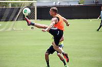 27.05.2013: Nationalmannschaft trainiert in Miami