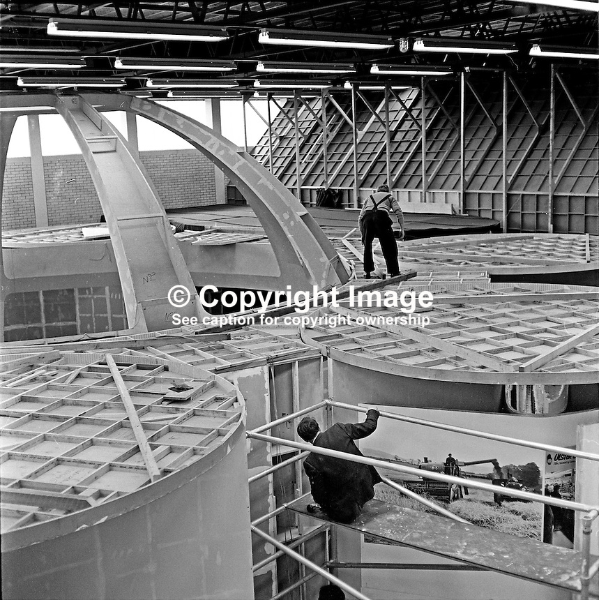 Ulster 71 Exhibition, site works, preparation, permanent play centre, 197104260198d<br /> <br /> Copyright Image from Victor Patterson, 54 Dorchester Park, Belfast, UK, BT9 6RJ<br /> <br /> t1: +44 28 9066 1296 (from Rep of Ireland 048 9066 1296)<br /> t2: +44 28 9002 2446 (from Rep of Ireland 048 9002 2446)<br /> m: +44 7802 353836<br /> <br /> e1: victorpatterson@me.com<br /> e2: victorpatterson@gmail.com<br /> <br /> The use of my copyright images is subject to my Terms &amp; Conditions.<br /> <br /> It is IMPORTANT that you familiarise yourself with them. They are available on my website at www.victorpatterson.com.<br /> <br /> None of my copyright images may be used on a website unless they are visibly watermarked, i.e. &copy; Victor Patterson within the body of the visible image. Metadata denoting my copyright must NOT be deleted. <br /> <br /> Web use is extra at currently recommended NUJ rates.