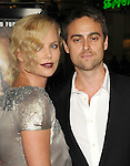 Charlize Theron & Stuart Townsend  at The 2009 AFI Fest Screening of The Road held at The Grauman's Chinese Theatre in Hollywood, California on November 04,2009                                                                   Copyright 2009 DVS / RockinExposures