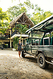 BELIZE, Punta Gorda, Toledo, Belcampo Belize Lodge and Jungle Farm offers a shuttle type service to different areas guests may want to explore