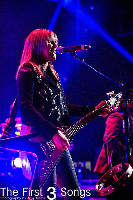 Grace Potter performs at the Taft Theater in Cincinnati, Ohio