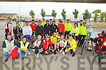 CHARITY: A large crowd toop part in the Cycle on Saturday morning Tralee to ..
