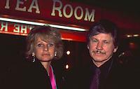 Charles Bronson & Jill Ireland 1986 <br /> By Jonathan Green