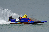 26-H    (Outboard Hydroplane)
