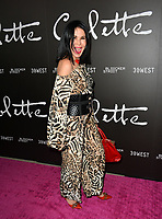 LOS ANGELES, CA. September 14, 2018: Maria Conchita Alonso at the premiere for &quot;Colette&quot; at The Academy's Samuel Goldwyn Theatre.<br /> Picture: Paul Smith/Featureflash
