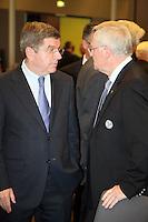 NOK Präsident Dr. Thomas Bach