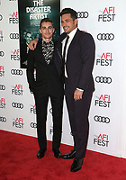 12 November 2017 - Hollywood, California - Dave Franco, James Franco. &quot;The Disaster Artist&quot; AFI FEST 2017 Screening held at TCL Chinese Theatre. <br /> CAP/ADM/FS<br /> &copy;FS/ADM/Capital Pictures