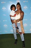 10 August 2017 - Los Angeles, California - Kelly Rowland, Titan Jewell Witherspoon. &quot;True And The Rainbow Kingdom&quot; Netflix Sneak Peek. <br /> CAP/ADM/FS<br /> &copy;FS/ADM/Capital Pictures