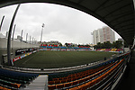 Singapore vs Philippines during the AFF Suzuki Cup 2012 semi final match on December 12, 2012 at the Jalan Besar Stadium in Jalan Besar, Singapore. Photo by World Sport Group