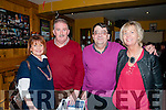 Cheltenham Preview: Attending the Cheltenham preview night at Christy's Bar, Listowel on Sunday night last were Bridie & Jim Foley & Tom & Marcella O'Grady from Athea.