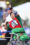 IPC European Athletics Championship 2014<br /> Ivanka Koleva (BUL)<br /> Women's Shot Put F57<br /> Swansea University<br /> <br /> 21.08.14<br /> ©Steve Pope-SPORTINGWALES
