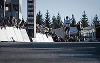 U23 victory for European Champion Quinten Hermans (BEL/U23/Telenet-Fidea)<br /> <br /> 2016 CX Superprestige Spa-Francorchamps (BEL)