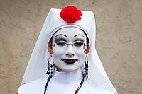 The Sisters Of Perpetual Indulgence, Fremont Solstice Parade & Festival, Seattle, Washington, USA.