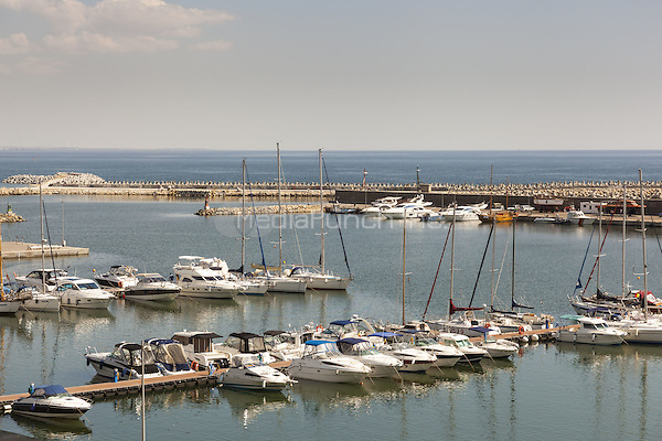 The marina, Tomis Tourist Port, Constanta, Romania   June 2015<br /> CAP/MEL<br /> &copy;MEL/Capital Pictures /MediaPunch ***NORTH AND SOUTH AMERICA ONLY***