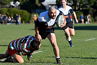 Rugby Premier Swindale Shield - Petone v Hutt Old Boys Marist at Petone Recreation Ground, Lower Hutt, New Zealand on Saturday 25 July 2020. <br /> Photo by Masanori Udagawa. <br /> www.photowellington.photoshelter.com