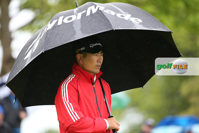 Y.E. Yang (KOR) during Round One of the 2016 Dubai Duty Free Irish Open Hosted by The Rory Foundation which is played at the K Club Golf Resort, Straffan, Co. Kildare, Ireland. 19/05/2016. Picture Golffile | David Lloyd.<br /> <br /> All photo usage must display a mandatory copyright credit as: &copy; Golffile | David Lloyd.
