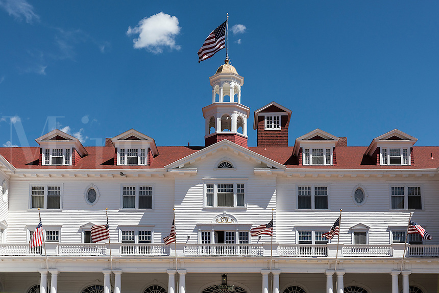 The Stanley Hotel,  Estes Park, Colorado, USA