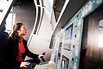 Soyeon Yi made headlines in 2008 as Korea's first astronaut, where she conducted research for 10 days at the International Space Station. Today, she volunteers at The Museum of Flight Charles Simonyi Space Gallery and lives southeast of Seattle in an area she says reminds her of the farmland on which she grew up. Photo by Daniel Berman for Cosmopolitan.com