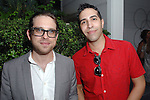 Maxwell Williams, Manny Castro==<br /> LAXART 5th Annual Garden Party Presented by Tory Burch==<br /> Private Residence, Beverly Hills, CA==<br /> August 3, 2014==<br /> &copy;LAXART==<br /> Photo: DAVID CROTTY/Laxart.com==