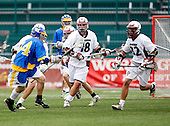 West Islip Lions varsity lacrosse against the Orchard Park Quakers during the NYSPHSAA Class-A Finals at Marina Auto Stadium on June 13, 2009 in Rochester, New York.  West Islip defeated Orchard Park 10-5.  (Copyright Mike Janes Photography)