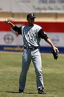 Roger Kieschnick  -  2009 San Jose Giants (California League) playing against the High Desert Mavericks at Maverick Stadium, Adelanto, CA - 04/26/2009..Photo by:  Bill Mitchell/Four Seam Images