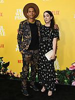 "01 August 2019 - Los Angeles, California - Nicholas Anthony Reid. Netflix's ""Dear White People"" Season 3 Los Angeles Premiere held at TRegal Cinemas LA Live. Photo Credit: Birdie Thompson/AdMedia"