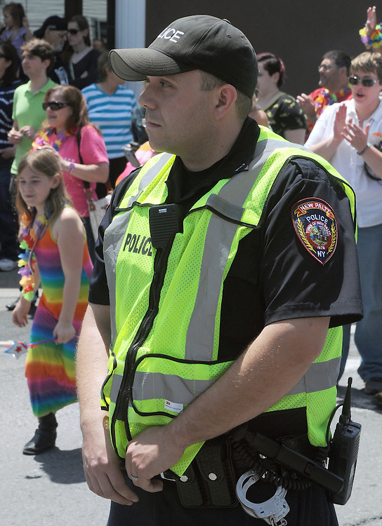seen at the Hudson Valley LGBTQ's  Annual Gay Pride Parade, held in New Paltz, NY, on Sunday June 7, 2015. Photo by Jim Peppler. Copyright Jim Peppler 2015.