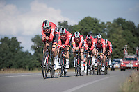 Team Lotto-Soudal<br /> <br /> 12th Eneco Tour 2016 (UCI World Tour)<br /> stage 5 (TTT) Sittard-Sittard (20.9km) / The Netherlands